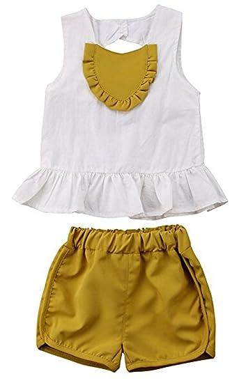Love Shorts Costume Deux Pieces Combinaison Short Bebe Fille Kiabi a360820411e