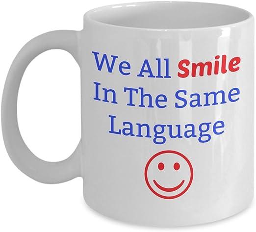com diversity quotes smile mug unique holiday teacher