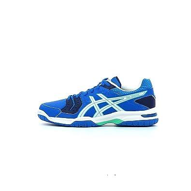 ASICS Gel-Squad, - Zapatillas de Balonmano Mujer, Azul, 39: Amazon.es: Deportes y aire libre