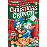 Cap'n Crunch's Christmas Crunch Cereal