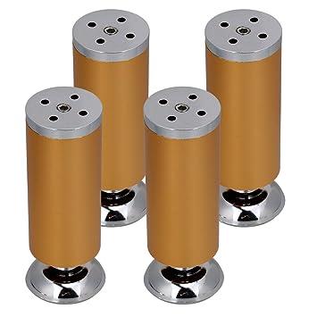 Cromado metálicas para muebles armario pies armario auxiliar ...