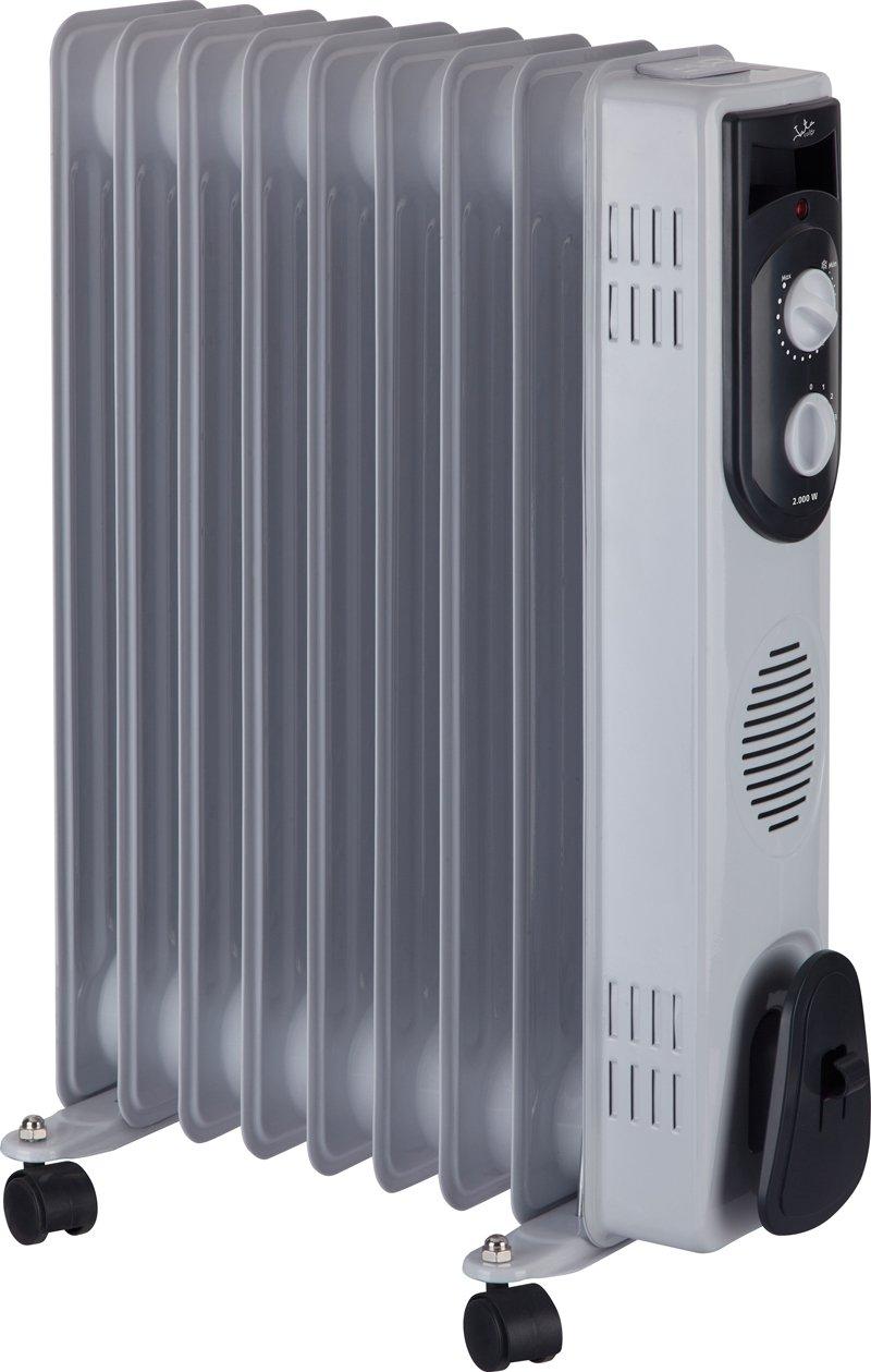 Jata R109 Radiador de Aceite con 9 Elementos caloríficos, 2000 W, Blanco: Amazon.es: Hogar