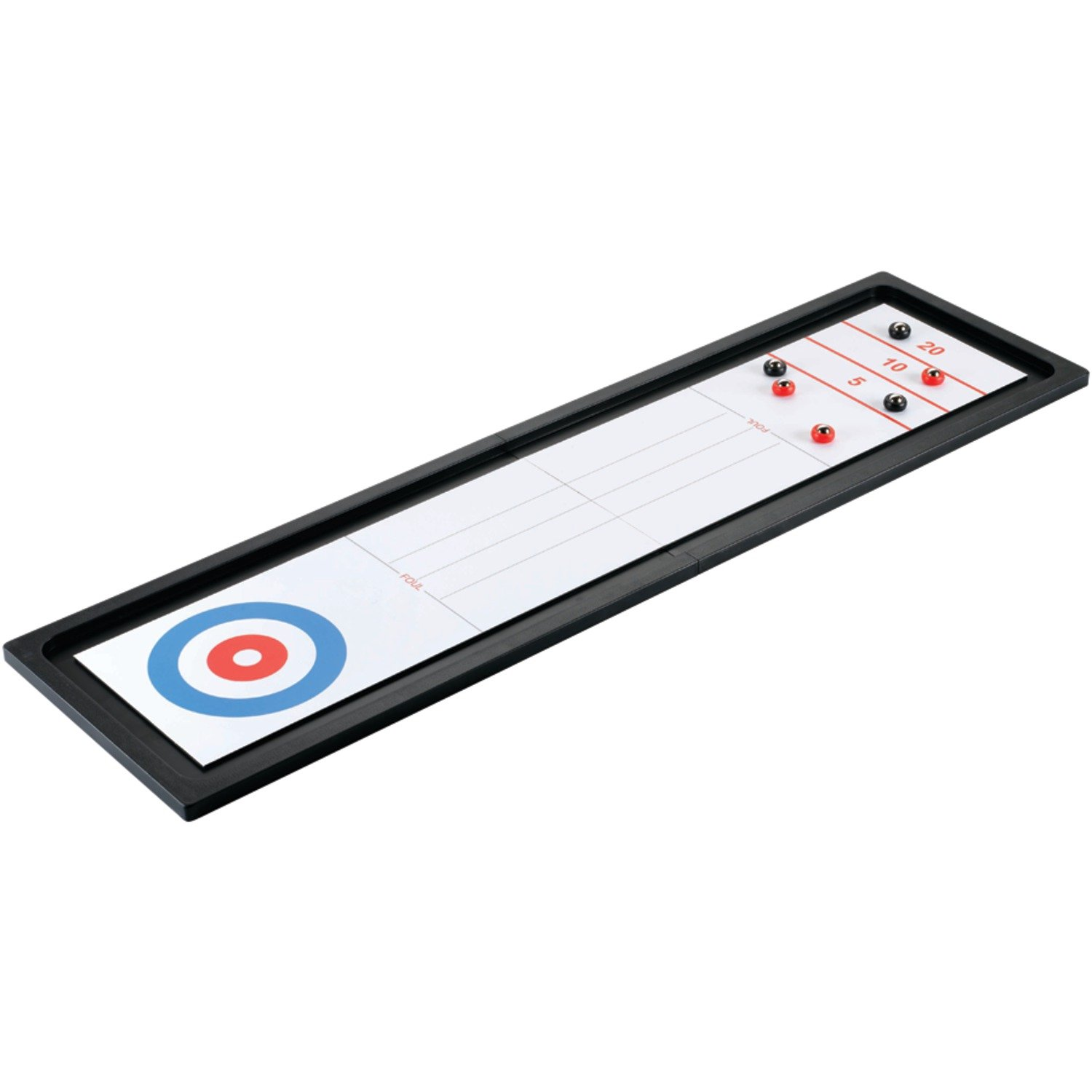 Style Asia GM7453 Tabletop Shuffleboard and Curling Game Set by Style Asia