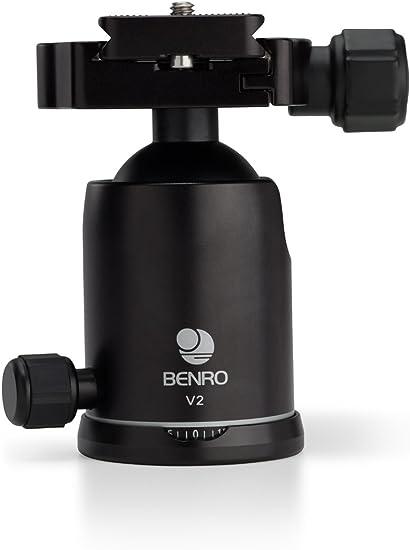 Benro V2 Kugelkopf Inl Wechselplatte Pu60 Kamera