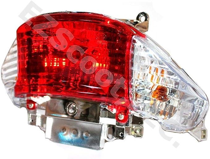 hongyu Tail Light Fit GY6 50cc taotao Jonway Chinese Scooter