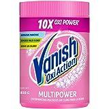 Vanish Quitamanchas Desinfectante Polvo Rosa 810g