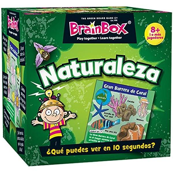 Brain Box - Juego de memoria, Multicolor (BrainBox 31693404): Amazon.es: Juguetes y juegos