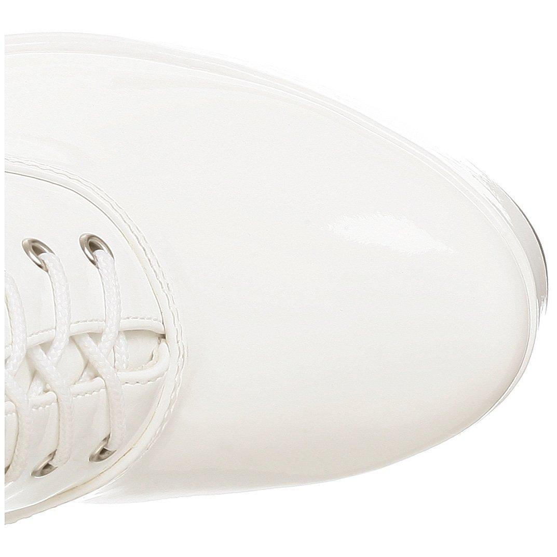 Pleaser Women's Electra-2020 Boot B00125SIAQ 11 B(M) US|White Patent
