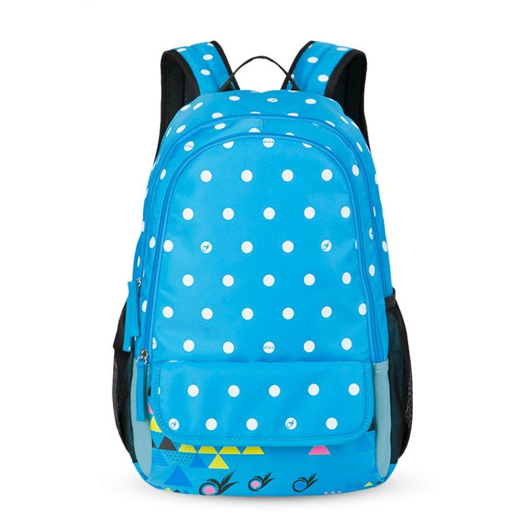 CL-- Zaino - Zaino per scuola primaria femminile 1-3-6 Zaino per bambini Zaino per bambini Grande capacità Bellissimo pacchetto pratico (31,5x14x44cm) Sacchetto di scuola per bambini