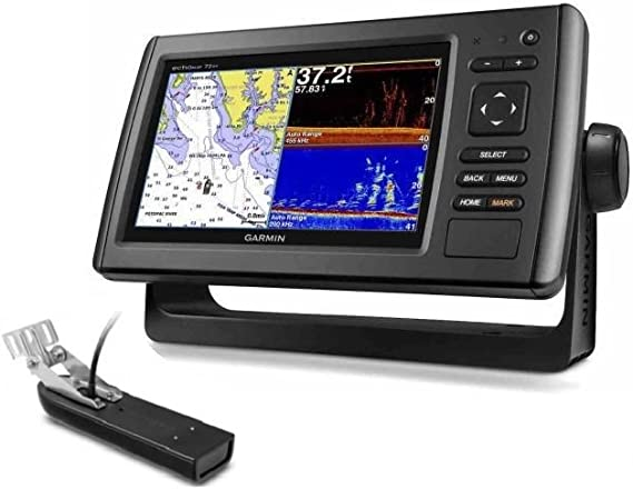 Garmin 010 – 01489 – 01 echoMAP 71sv Radar con Donante: Amazon.es ...