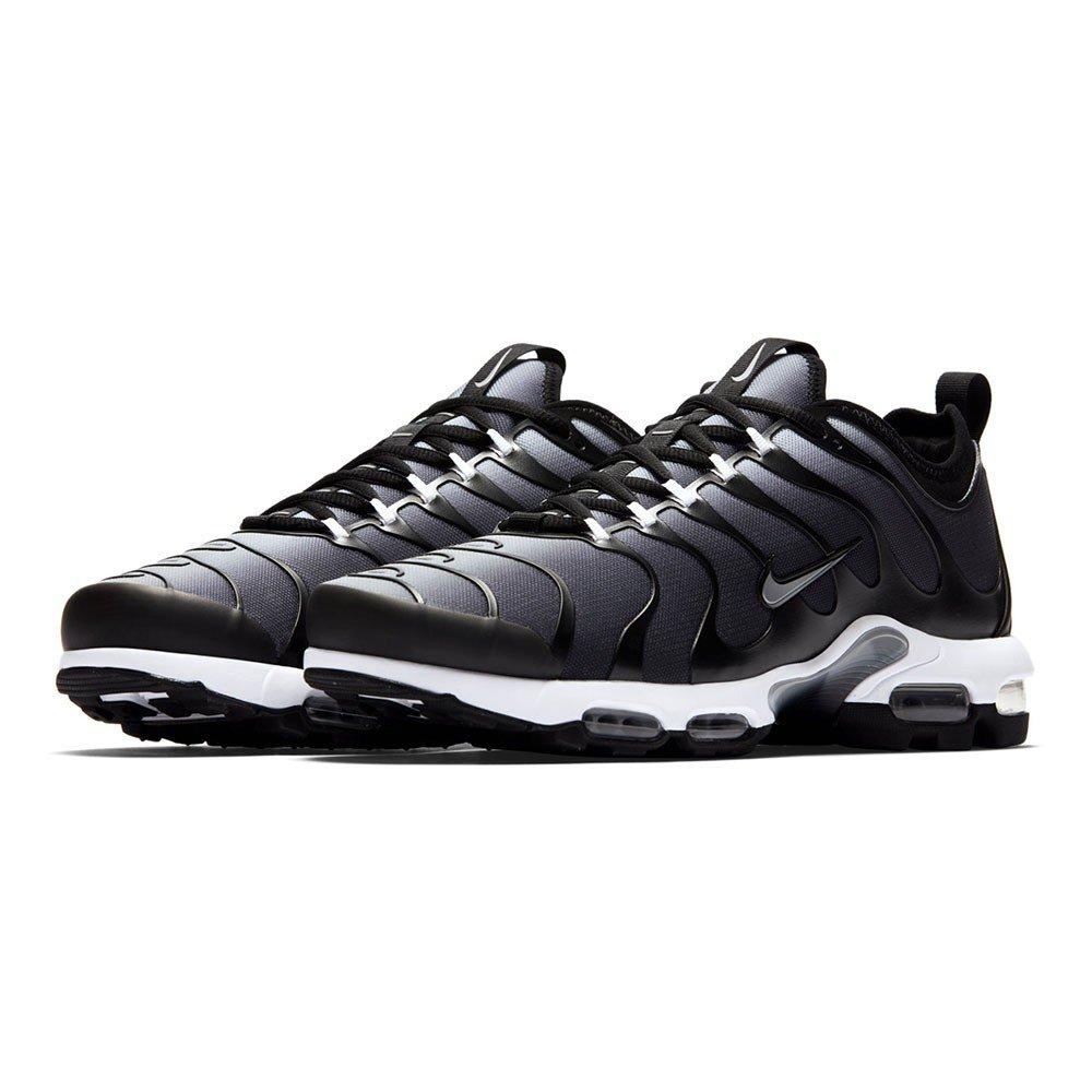 Nike Air Max Plus TN Ultra 898015-001 Black Wolf Grey 11 UK  Amazon.co.uk   Shoes   Bags 55ef5ba67