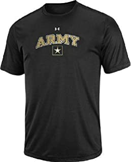NCAA Army Black Knights Mens Performance Longsleeve TeePerformance Longsleeve Tee Black S