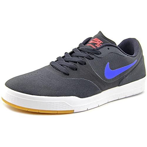 be3f3e05eb7a Nike SB Mens Paul Rodriguez 9 Cupsole Skateboarding Shoes Black University  Red White 749555-046 Size 9  Buy Online at Low Prices in India - Amazon.in