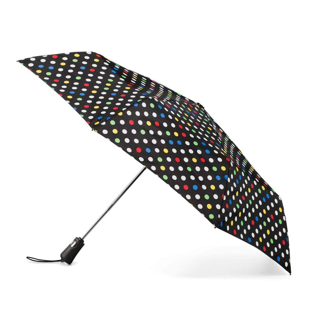 Titan Compact Travel Umbrella -UV Sun Protection, Windproof, Waterproof, Auto Open/Close
