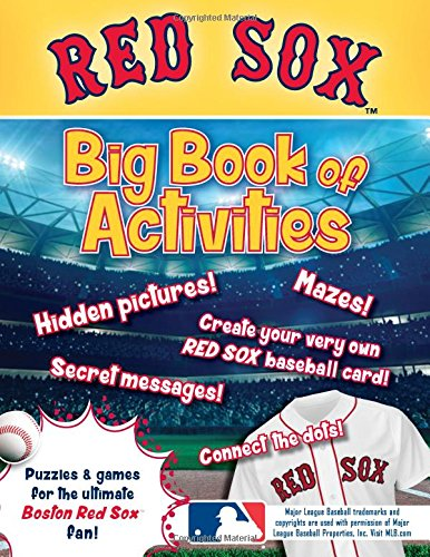 Boston Red Sox: The Big Book of Activities (Hawk's Nest Activity Books)