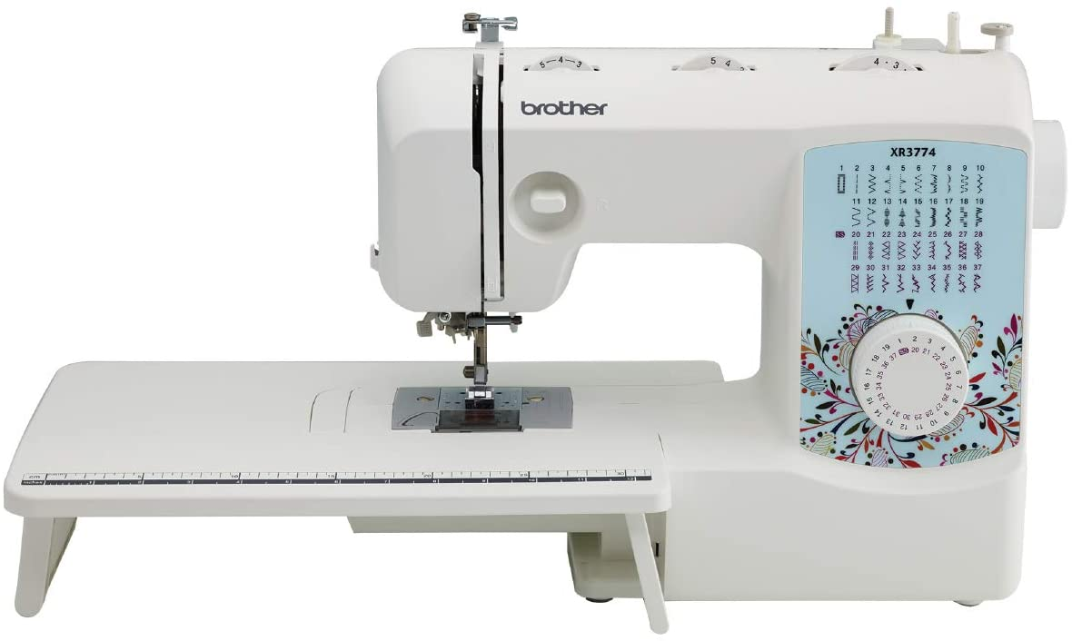 Easiest to Setup: Brother Mechanical Sewing Machines - XR3774