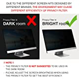 19.5 Inch Privacy Screen Filter for Widescreen