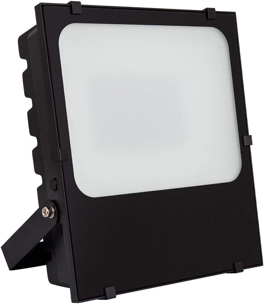 Foco Proyector LED 200W HE Frost PRO Regulable Blanco Neutro 4000K - 4500K
