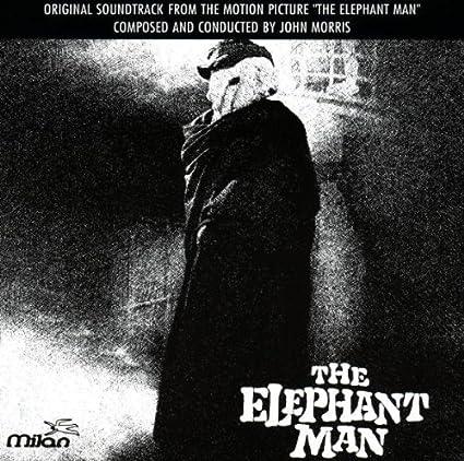 The Elephant Man : National Philharmonic Orchestra London, John Morris: Amazon.es: Música