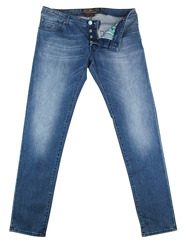 Jacob Coh/ën New Denim Blue Jeans Slim