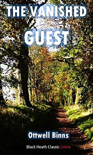 book cover of The Vanished Guest