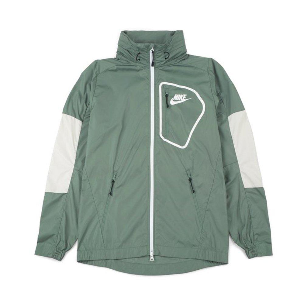 NIKE Men's Sportswear Advance 15 Jacket Green (S)