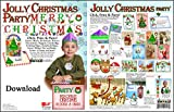 ScrapSMART - Jolly Christmas Party Kit - Jpeg & PDF Files for Mac [Download]