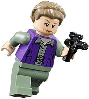 Amazoncom Lego Star Wars Slave Princess Leia Minifigure - 25 2 lego star wars minifigures han solo han in carbonite blaster