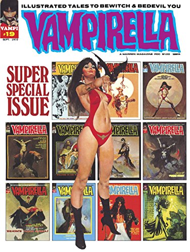 Vampirella (Magazine 1969-1983) #19