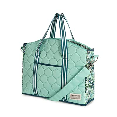 cinda b. Professional Tote, Purely Peacock 30%OFF