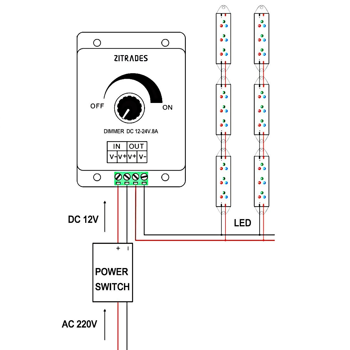 lutron dimmer switch hook up Watch more home decor & lighting videos: how many handymen does it take to install a dimme.