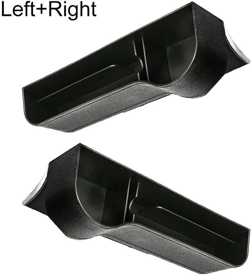 Lieikic Aufbewahrungs Schlitz Box Für Auto Sitze Multifunktionale Aufbewahrungsbox Autositz Seitentaschen Auto Organizer Gap Ablagefach Schwarz Auto