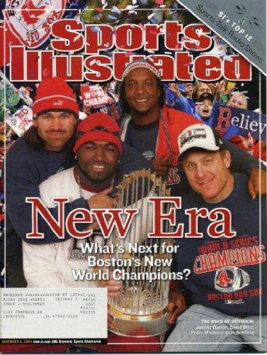 Download Sports Illustrated November 8, 2004 Boston Red Sox, Auburn Tigers, Ben Roethlisberger pdf epub