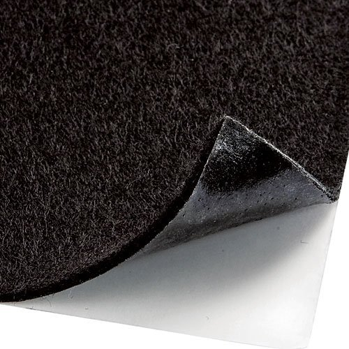 12 Quot X 36 Quot Roll 1 16 Quot Thick Self Adhesive Protective Felt