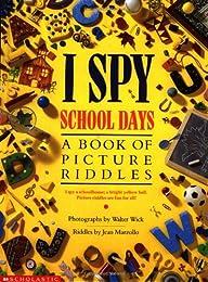I Spy School Days (I Spy)