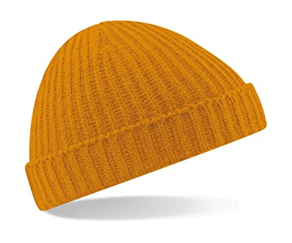 1f997012435 Image Unavailable. Image not available for. Color  Beechfield Unisex  Trawler Beanie Hat
