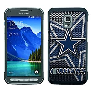 Unique Samsung Galaxy S5 Active Cover Case ,Hot Sale And Popular Designed Case With Dallas Cowboys 4 Black Samsung Galaxy S5 Active Case Unique And Cool Phone Case