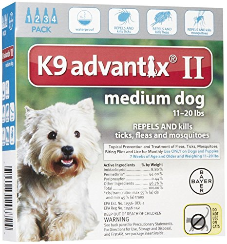 K9 Advantix Puppy - 4