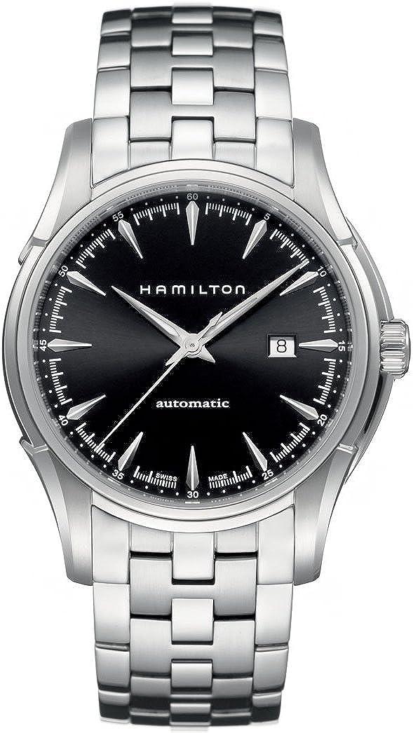 Hamilton Jazzmaster Viematic 44mm Black Dial Men's watch #H32715131