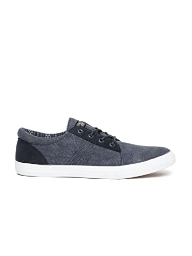 7ea1f79a42b Kook N Keech Men Navy Casual Shoes (8UK)  Buy Online at Low Prices ...
