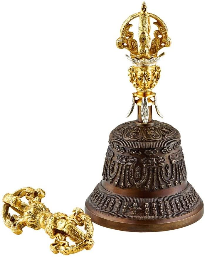 Meinl Medium Tibetan Bell from BD-M and Max 74% OFF Dorje Cash special price