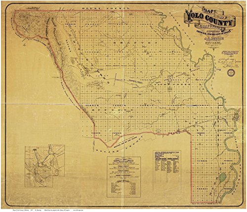1871 Old Map - 5