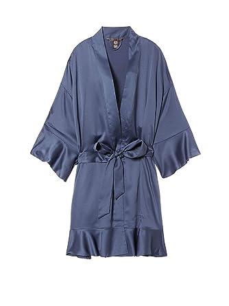 bb4f83df95a0e Victoria's Secret Flounce-Sleeve Kimono M/L at Amazon Women's ...