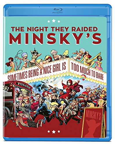 Night They Raided Minsky's [Blu-ray]