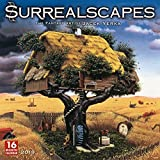 Surrealscapes - The Fantasy Art of Jacek Yerka 2019 Wall Calendar