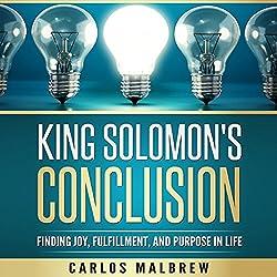 King Solomon's Conclusion