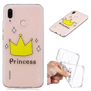 coque huawei p20 lite princesse