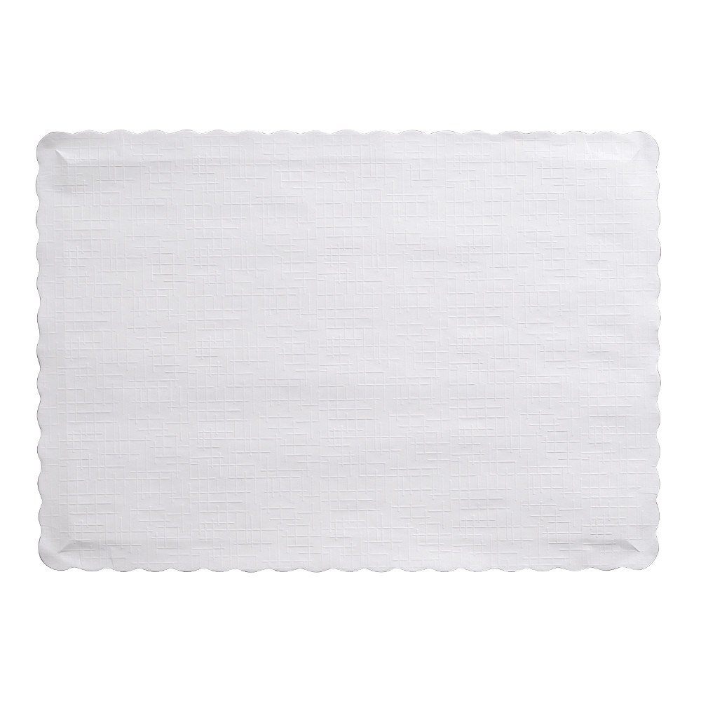 Creative Converting 863272B Party Supplies White
