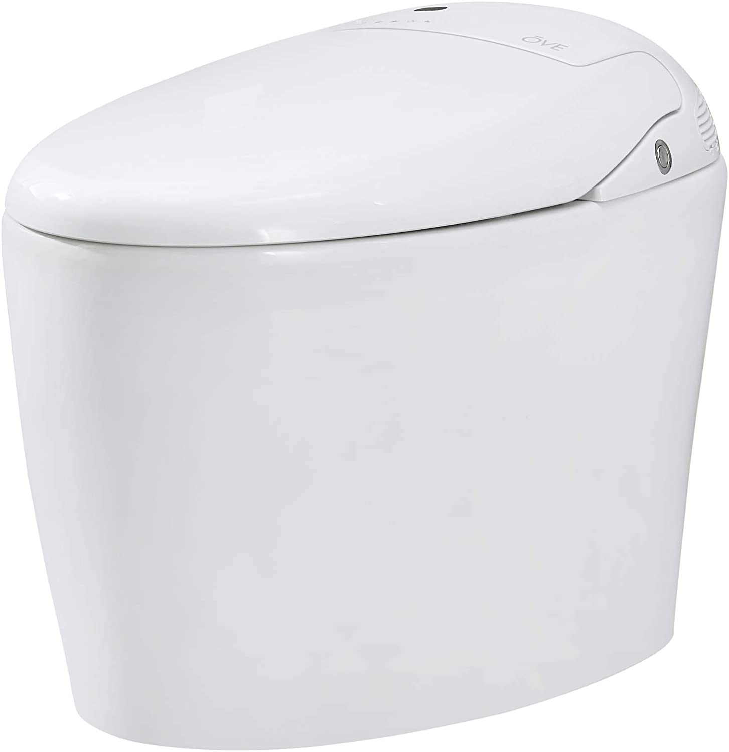 best tankless toilets: Ove Decors Tuva Tankless Eco Smart Toilet