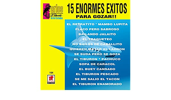 El Traqueteo by Carlos El Tiburon De Los Teclados on Amazon Music - Amazon.com